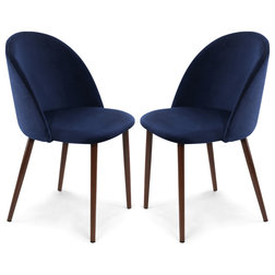 Midcentury Dining Chairs by Edgemod Furniture