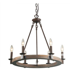 Industrial Chandeliers by LNC