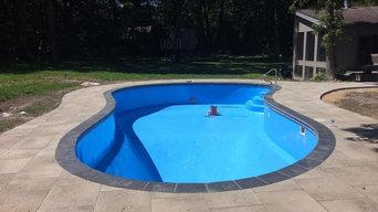 Pool Rehab Paint