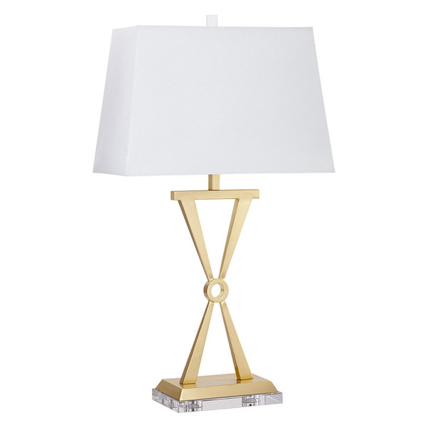 Table Lamp With CFL