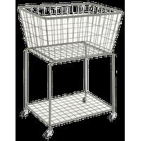 Metal Roll Storage Basket