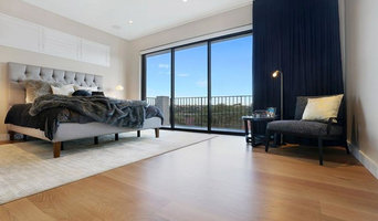 Beautifully Furnished Bedroom with American Oak Timber Flooring