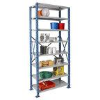 H-Post High Capacity Starter Unit w 8 Shelves (36 W x 18 D x 87 H (146.3  lbs.))