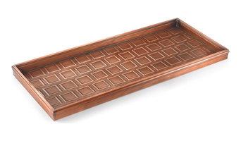 Squares Multi-Purpose Shoe Tray