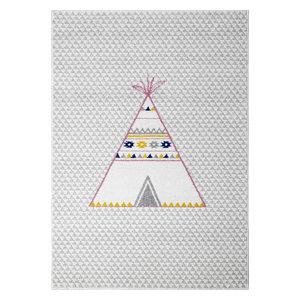 Tipi Children's Rug, 135x190 cm