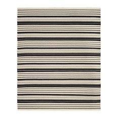 Safavieh Kilim Kilim Rug, Ivory/Black, 8'x10'