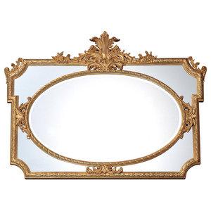 Clichy Wall Mirror, 160x115 cm