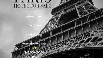 Paris Hotel For Sale
