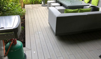 Ascot - Covered composite deck