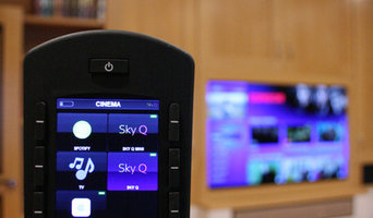 Control for Home Cinema in Lounge