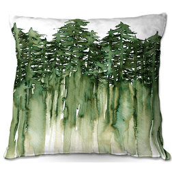 Contemporary Outdoor Cushions And Pillows by DiaNoche Designs