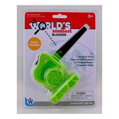 World's Smallest Blower