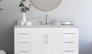 Marble-Top Vanities With Free Shipping