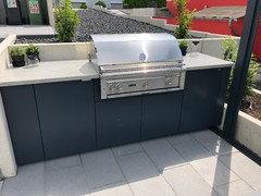 Outdoor Küche Kühlschrank : Outdoor küche einrichten: 10 fragen zum draußenkochen