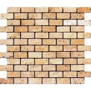 "Tumbled Tile, Durango Mosaic, 50 Sq. ft., 1""x2"""
