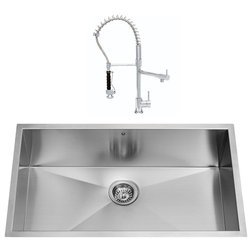 Great Modern Kitchen Sinks by VIGO Industries