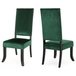Contemporary Dining Chairs by GDFStudio