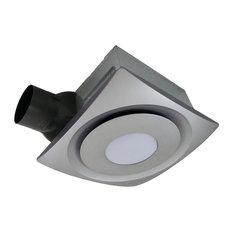 Contemporary bathroom exhaust fans up to 70 off free shipping aero pure llc aero pure llc apsl g6 slimfit bathroom fan with 13 watt led aloadofball Gallery