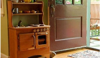 A Simple Hearth Wooden Toy Kitchen
