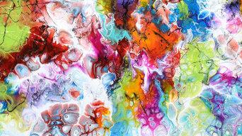 Abstrakte Kunst von Michael Lönfeldt