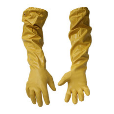 Atlas Glove   Atlas Glove Cotton Lined Atlas Nitrile Coated Work Gloves,  Medium   Gardening