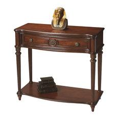 butler butler peyton plantation cherry console table console tables