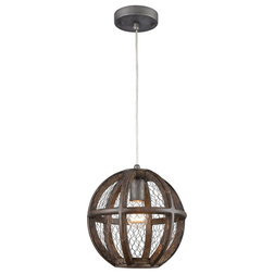 Farmhouse Pendant Lighting by ELK Group International