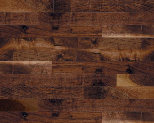 Exotic Hardwood Flooring - Black walnut hardwood flooring