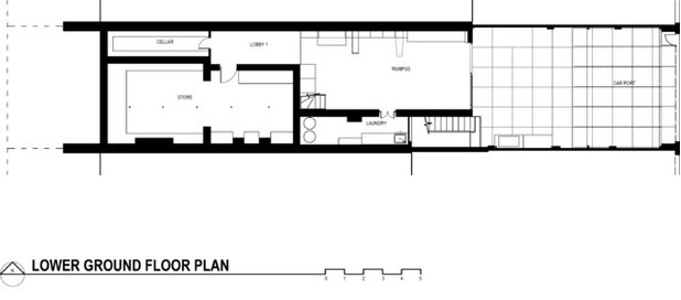 Traditional Floor Plan by Nic Owen Architects