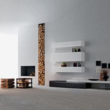 TV Wand Lampo L2-15 - Modern - Berlin - by Wohnstation.de ...
