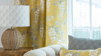 Fabric Collection - Yellow and Grey