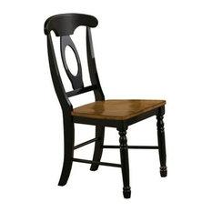 "Quails Run 39"" Napoleon Side Chairs, Set of 2"