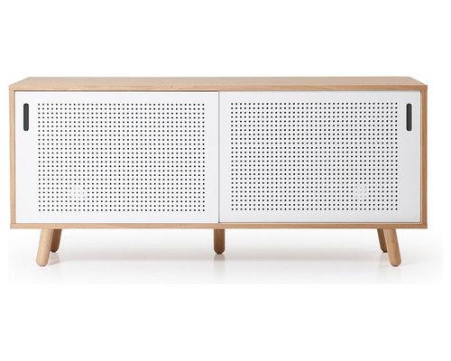 Ray Sideboard 150 cm, Ek - TV-borde