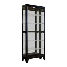 Beaumont Lane Onyx Curio Cabinet