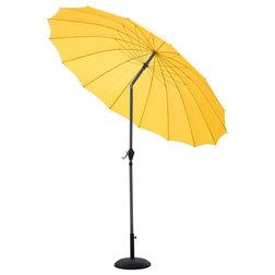 Contemporary Outdoor Umbrellas by Suntime