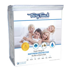 Terry Touch Mattress Protector, Twin