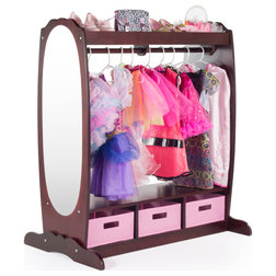Transitional Kids Dressers And Armoires by VirVentures