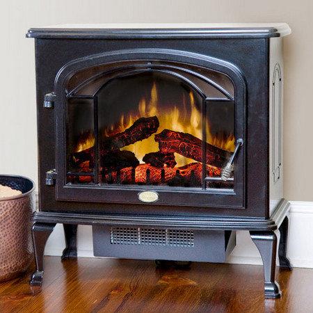 dimplex dimplex premium black electric stove with remote control ds7425dl stoves