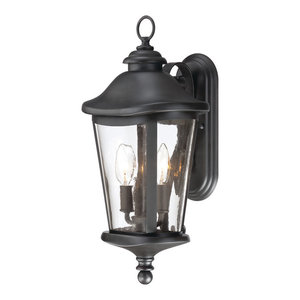 Savoy House Europe Freemont Outdoor Sconce, Small