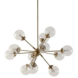 Contemporary Chandeliers by Olliix