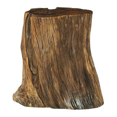 Hammary Furniture   Hidden Treasures Tree Trunk Accent Table   Side Tables  And End Tables