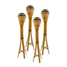 Coco Boo Torches, Set of 4