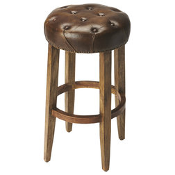 Transitional Bar Stools And Counter Stools by Butler Specialty Company