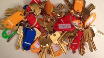 Commercial locks rekey
