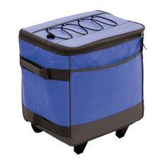 Shelter Logic RSC1-46-1 Rolling Soft Sided Cooler - Blue