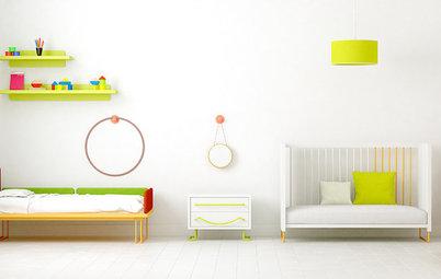 Decoración: Atrévete a darle un golpe de color a tu casa