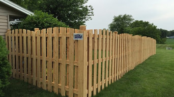 Wood Fence Kenosha