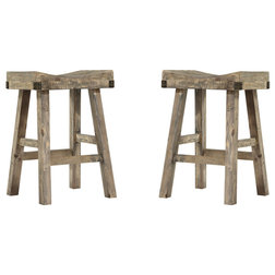 Rustic Bar Stools And Counter Stools by Emerald Home