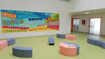 """Scuola """"Sandro Pertini"""" - Fornacette (PI) - consulenza energetica CasaClima"""