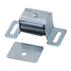 99798-al 2-Magnet Catch Aluminum